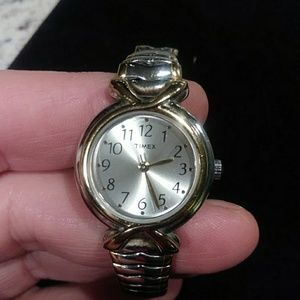 Timex womans watch needs battery